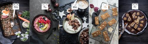 Meine 5 leckersten Wochenplan-Rezepte - für ein schnelles & sättigendes Frühstück - trickytine