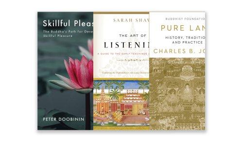 Buddhist Books Summer 2021