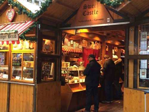 Christkindlmarket In Chicago: A Magical Experience