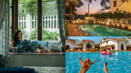 Bookmark These 10 Luxury Villas in Goa Made for Groups That Come with a Pool!