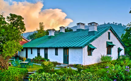 Chill In Your Cosy Room And Take It Easy At This Colonial Bungalow in Uttarakhand
