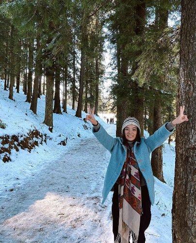 Snow much fun!! ❄️❄️