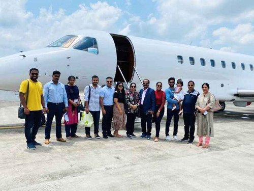 To Save Business From Damage, A Family Spends Over Rs 39 Lakh to Fly Back to UAE