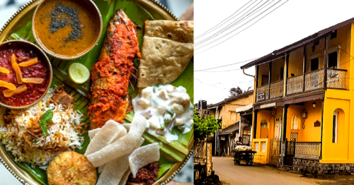 Just 3 Hours From Mumbai, This Quaint Town Is A Foodie's Paradise