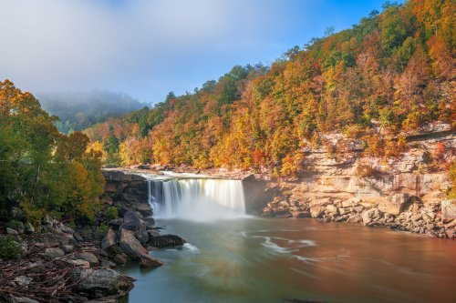 Enjoy the Great Outdoors in Kentucky's Daniel Boone National Forest