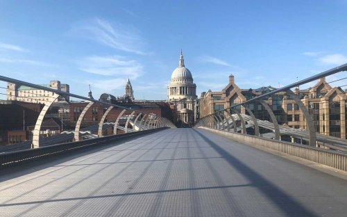 I Survived Lockdown in London by Going on 6-Hour Walks