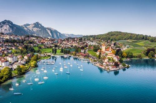 Switzerland's Top Lakes