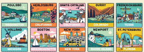 The Ultimate Itinerary for a European-Inspired Solo Trip Around the U.S.