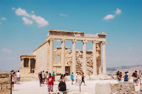 The Most Incredible Ancient Temples in Greece