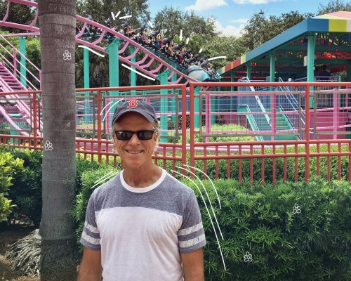 I Go to 20-Plus Theme Parks Alone Each Year—It's My Job
