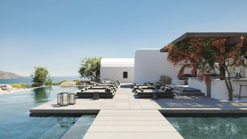 Greece's Newest Hotels Are Worth Planning a Trip Around