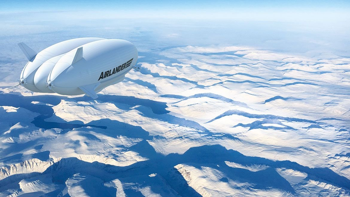 Forget Supersonic Planes. The Future of Travel Is…Blimps? - Flipboard
