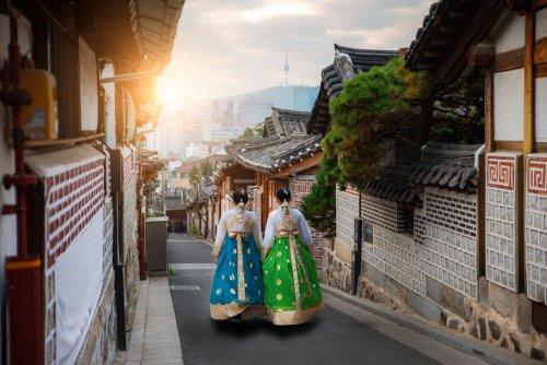 Korea  cover image