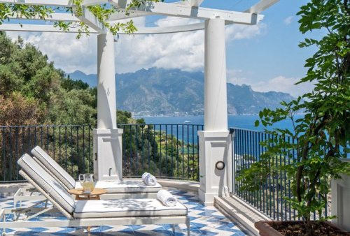The Amalfi Coast Just Got Its First New Hotel in 20 Years—and It's Stunning
