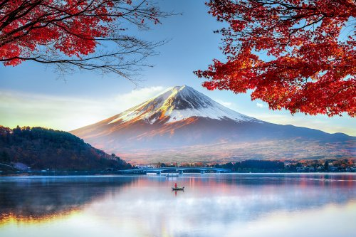 What Climbers Should Know About Japan's Mount Fuji