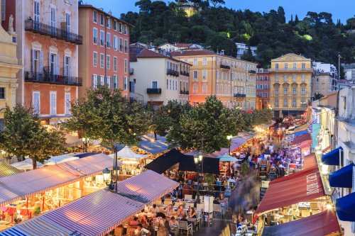 Top 20 Most Popular French Cities for International Visitors