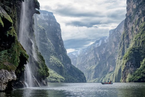 Sumidero Canyon National Park: The Complete Guide