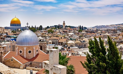 The Most Sacred Places in Jerusalem
