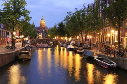 The Best Nightlife in Amsterdam
