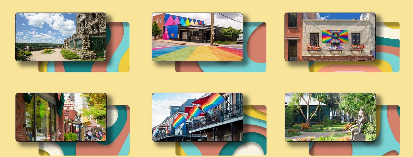 The Best LGBTQ Gems in Every State - cover