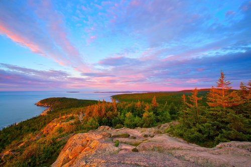 Maine's Stunning Acadia National Park Offers Adventures for All