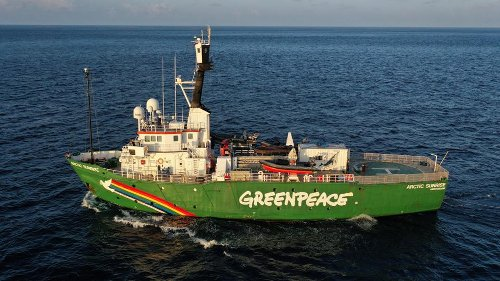 Greenpeace expose widespread use of illega driftnets in Indian Ocean