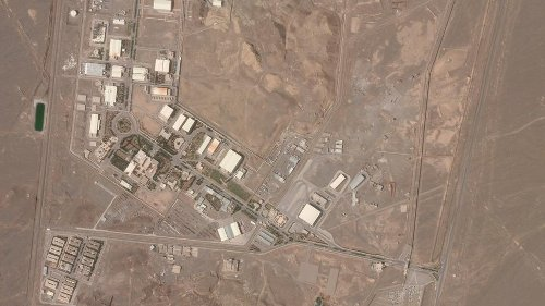 Iran investigates electrical malfunction at its Natanz nucelar site