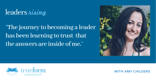 Leaders Rising: Amy Childers