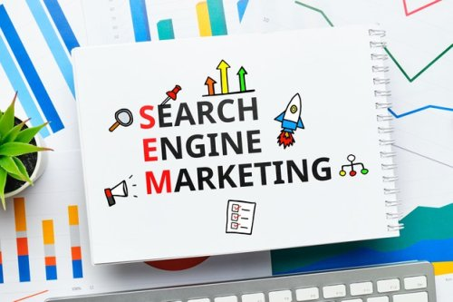What are the benefits of Search engine marketing?