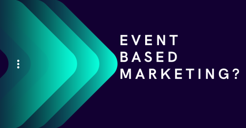 What is Event-Based Marketing and how to implement it?