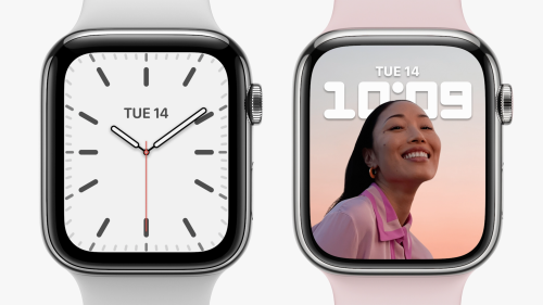 Apple Watch 7 performance no faster than Apple Watch 6