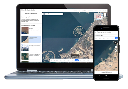 Google Earth's new time travel feature is a gigantic bummer | Trusted Reviews