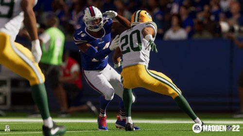 Madden NFL 22 next-gen Gameday modes show Xbox One and PS4 are on way out   Trusted Reviews