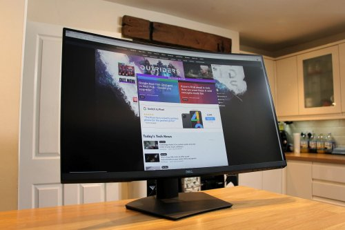 Dell S3220DGF Gaming Monitor Review | Trusted Reviews