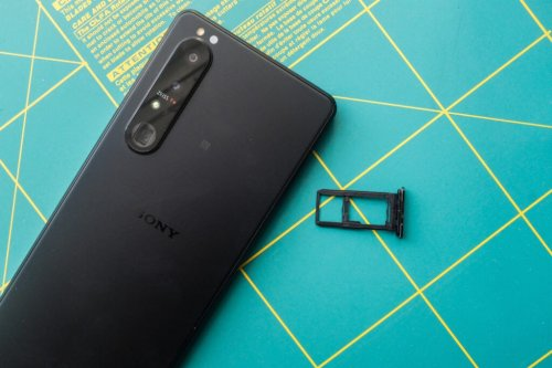 Sony has finally found its Android niche with the Xperia 1 III