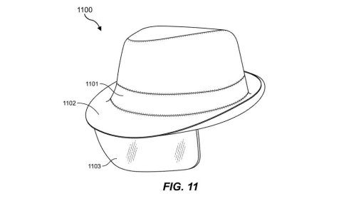 Facebook's new patent is a strange new look for AR   Trusted Reviews