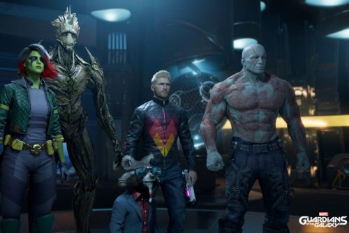 Hands on: Marvel's Guardians of the Galaxy Review   Trusted Reviews