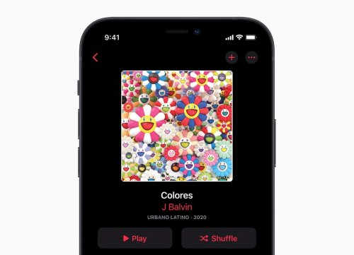 Apple Music lossless audio; Spatial Audio with Dolby Atmos announced