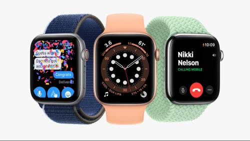 Apple just fixed the most glaring problem with Apple Watch