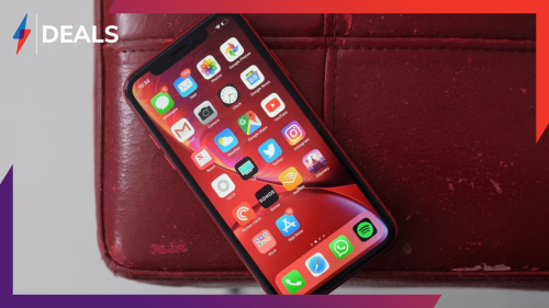 Huge iPhone Deal: Get an iPhone XR for just £269.95 right now