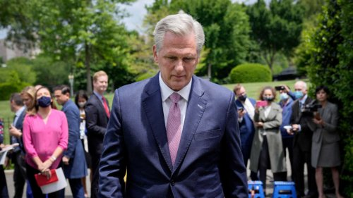 Hours After Ousting Cheney, McCarthy Says No One in the GOP Doubts Biden Won