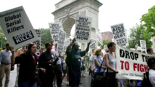 Activism Made AIDS Treatment More Accessible -- That's What It'll Take for COVID