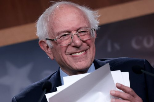 """What's """"in the Damn Bill"""" for Families? Bernie Sanders Wants You to Know."""
