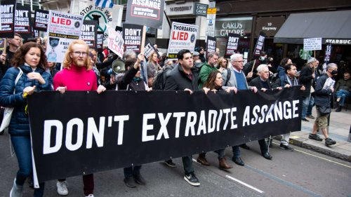 UK High Court Should Deny Extradition Because CIA Planned to Assassinate Assange