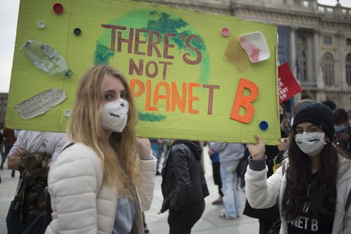 Youth Climate Anxiety Is Skyrocketing — and Government Inaction Is to Blame