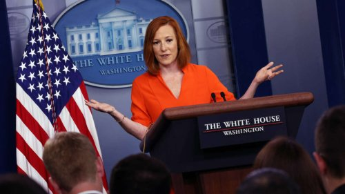 Filibuster Conversation to Happen If GOP Blocks Voting Rights Bill Today, Psaki Says