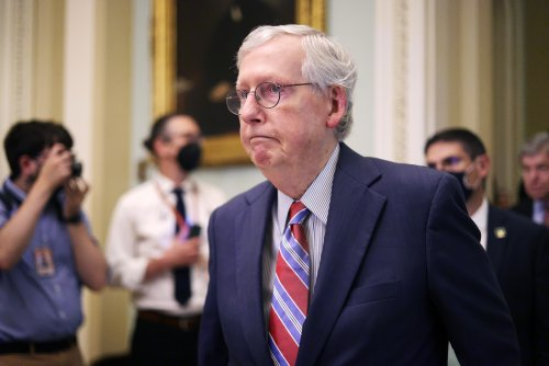 McConnell, Manchin, Sinema and Pharma Dems Are Preparing to Torpedo Everything
