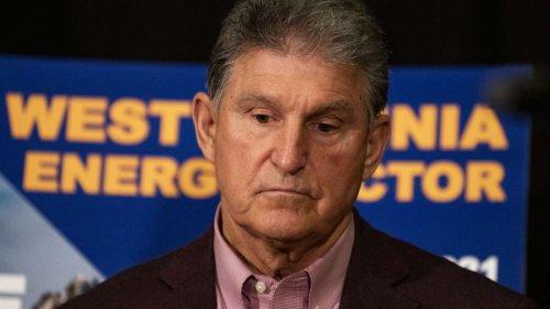 The Dark Money Influencing Senator Manchin's Right-Wing Agenda