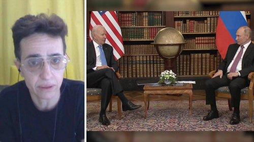 "Biden and Putin Meet in Geneva for Summit on ""Mutual Interests"""