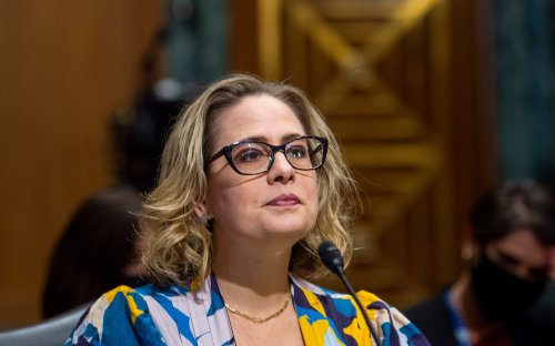 Sinema and Manchin Go for the Throat of the Social Infrastructure Bill